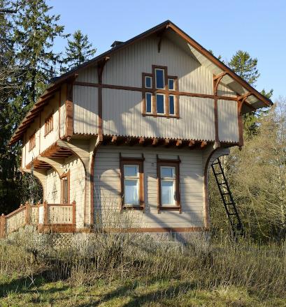 S'offrir une virée dans le passé rural finlandais
