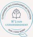 N°1 des compagnies de croisières les plus respectueuses de l'environnement