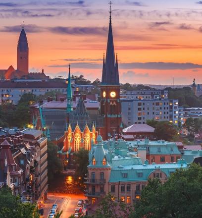 Genießen Sie das Leben in Göteborg – Schweden