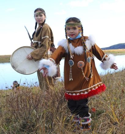 Rencontrer le peuple tchouktche
