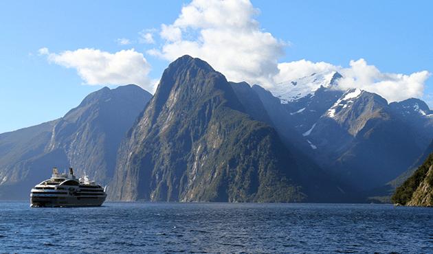 New Zealand voyages