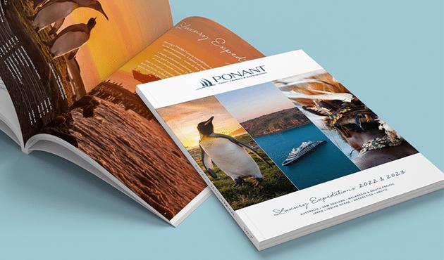 PONANT Luxury Expeditions 2022 & 2023 brochure